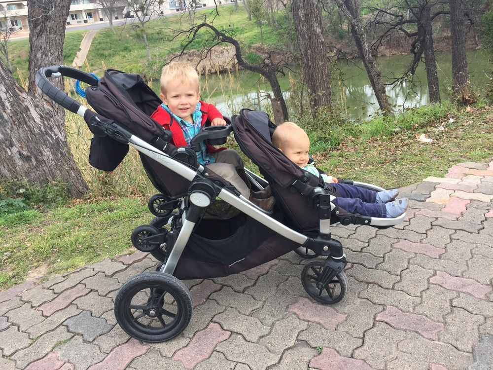 city select stroller review 3